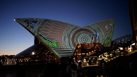 Learn the art or digital projection mapping