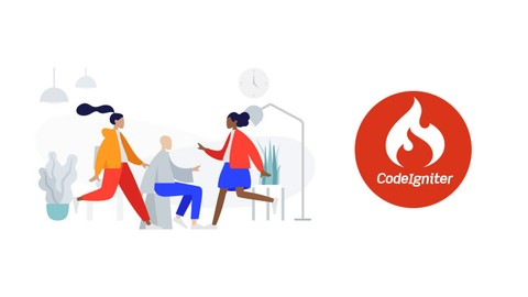 Learn to build dynamic web application with CodeIgniter. In-Depth training on developing fully functional CRUD App.