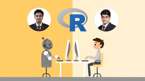 Linear & Logistic Regression, Decision Trees, XGBoost, SVM & other ML models in R programming language - R studio