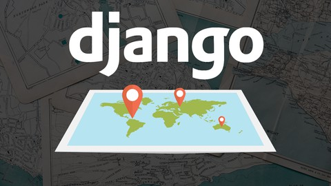 Django Geolocation with folium explained in a project based tutorial