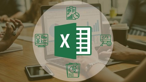 Microsoft Excel for Business - Excel Formulas and Functions, Excel Charts, Excel Analytics, Shortcuts & Excel Macros