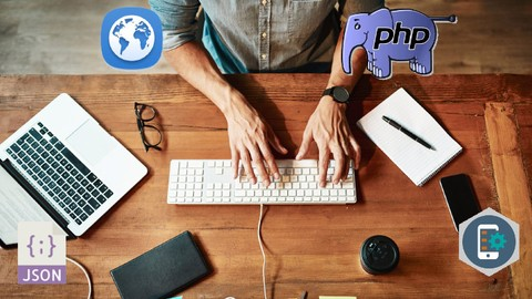 Learn PHP and Webservices in one course