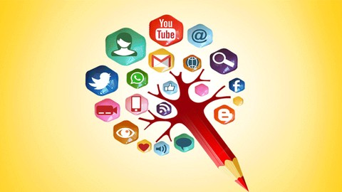 The comprehensive social media course, For Expert To Avoid Mistakes. Go viral, get started today!