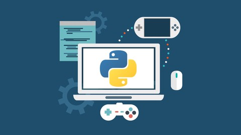 Learn Python like a Professional! Start step by step from basic to build complete games and apps with python3
