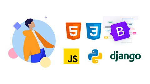 Complete Advanced Web Developer Course, Beginner to Advanced Level. 6 in 1 Course Bundle with Practicals with Projects