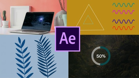 Learn motion graphics design and vfx To improve your videos with Adobe after effects
