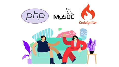 Learn to build Dynamic Web Applications from Scratch with PHP MySQL & CodeIgniter
