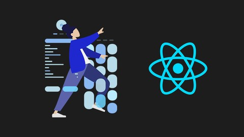 Learn to build React JS Based web applications. Complete Practical classes with Live Project