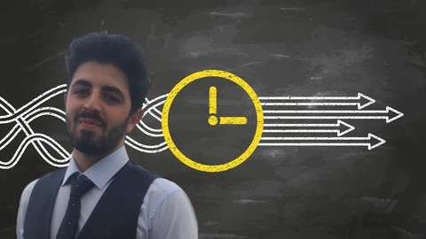 With Time Management, Complete More in Less Time, Boost Productivity, Plan and Work Only For Result.