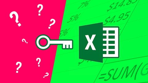 Ms Excel basics course for beginners [2020] with lots of examples in Microsoft Excel 2019, 2016, 2013, 2010 & Office 365