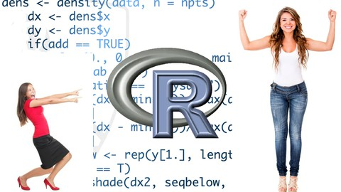 Learn and harness the power of R and RStudio, R-programming for FREE . This course is ideal 4 Beginners in data science