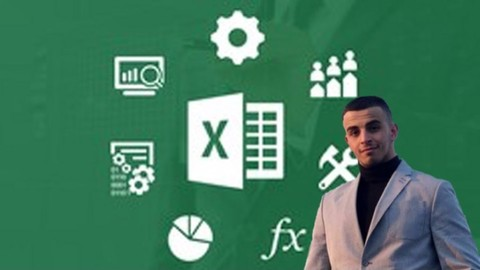 Master Excel/microsoft Excel- Learn MS Excel - Excel formulas/Excel charts/Excel functions using Excel 2016/Excel 2019