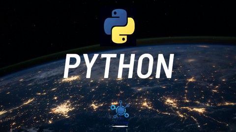 Let's start coding and developing in Python from scratch to building cool projects!