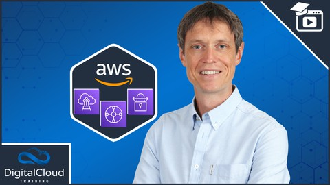 Beginner to Advanced: Amazon Virtual Private Cloud VPC, AWS VPN, AWS Direct Connect + Multi-Region/Account Hands-On Labs