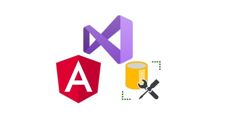 learn to create a full stack web application from scratch using Microsoft SQL Server, .NET Core Web API and Angular 12