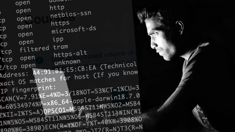 Know your network vulnerabilities using the Nmap tool. fast and easy !